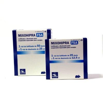 MIXOHIPRA FSA, 50DOSIS