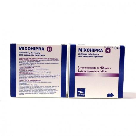 MIXOHIPRA H, 25DOSIS