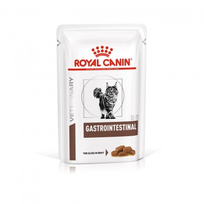 ROYAL CANIN GATO GASTRO INTESTINAL 1X100GR
