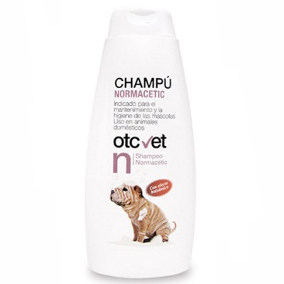 CHAMPU OTCVET NORMACETIC 400ML