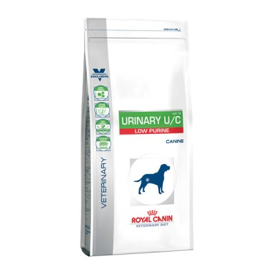 URINARY UC LOW PURINE DOG 7.5 KG